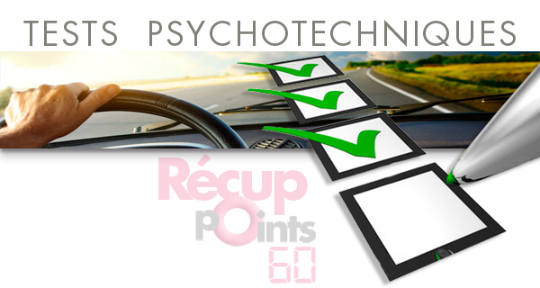 tests psychotechniques 60 Oise